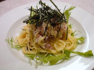 2.7 イカの塩辛の和え麺.JPG