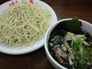 なんつッ亭 和風とんこつつけ麺/大盛り1.JPG
