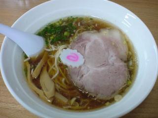 らーめん刃 煮干しラーメン醤油.JPG