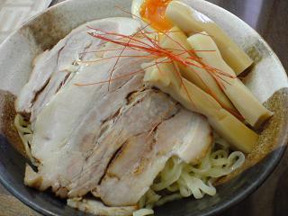 一刀斎 特製塩つけ麺2.JPG