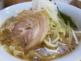麺の蔵 醤油ラーメン太麺ふつう2.JPG