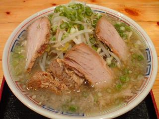 麺や道楽 豚そば1.JPG