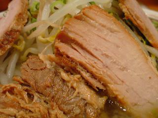 麺や道楽 豚そば3.JPG