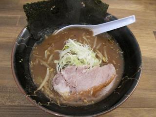 麺道場/空 黒みそらーめん.JPG