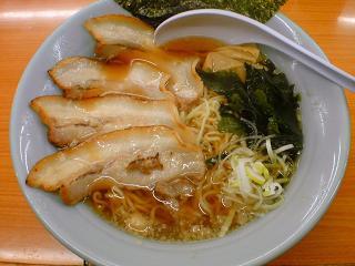蓮花庵 炙りトロチャーシュー麺1.JPG