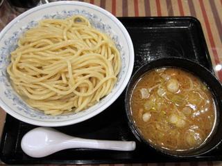 三ツ矢堂製麺 Luz湘南辻堂店 つけめん.JPG