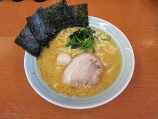 壱七家 厚木店 ラーメン.JPG