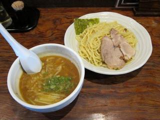 神勝軒 つけ麺.JPG