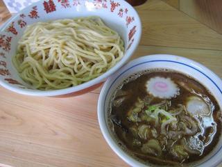 自家製麺てんか つけ麺.JPG