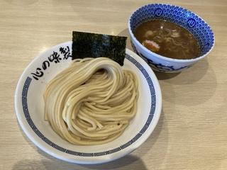 心の味製麺 平井店 濃厚つけ麺