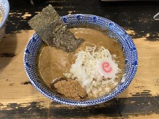 狼煙 本店@鉄道博物館 スープ