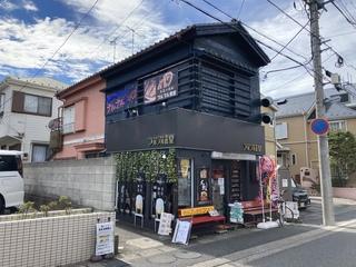 本気の焼豚プルプル食堂@浦安 店舗外観