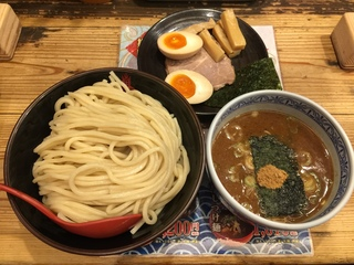 三田製麺所 三田本店 三田盛りランチ