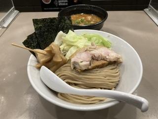 つけ麺 五ノ神製作所 麺あっぷ