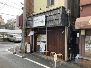 鴨出汁中華蕎麦 麺屋yoshiki 店舗外観