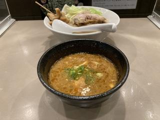 つけ麺 五ノ神製作所 スープあっぷ
