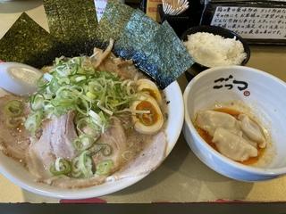 超ごってり麺ごっつ新小岩店 GoToごっつ