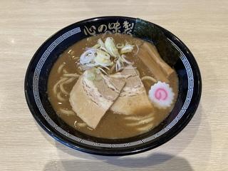 心の味製麺 平井店 濃厚らーめん