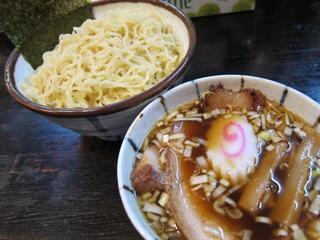 てんか あっさり細つけ麺.JPG