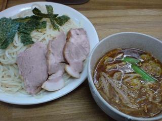 はじめ みそつけ麺.JPG