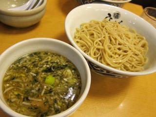 ひるがお東京駅店 塩つけ麺.JPG