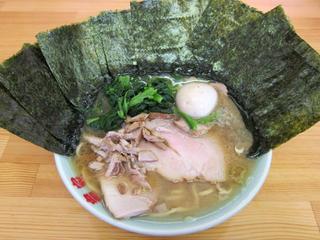 ラーメン竜家 チャーシューメン+のり味玉.JPG