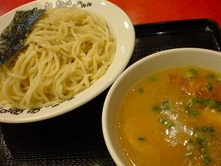 極らーめん櫻座本家 櫻座つけ麺大盛り.JPG