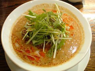 四川担担麺/阿吽 胡麻味噌担担麺1.JPG