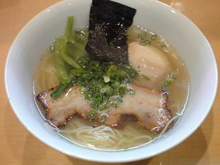 湘南麺屋海鳴 和風温麺/塩+半熟味玉1.JPG