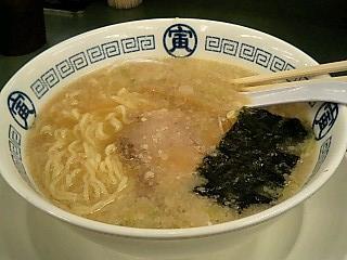中華そば寅 寅そば.JPG