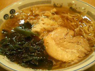 中華食堂やぐら ラーメン.JPG