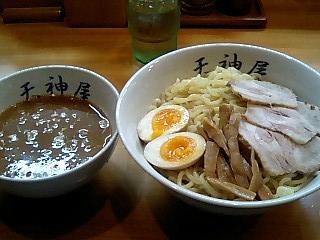 天神屋 特製つけ麺大盛1.JPG