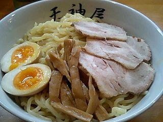 天神屋 特製つけ麺大盛2.JPG