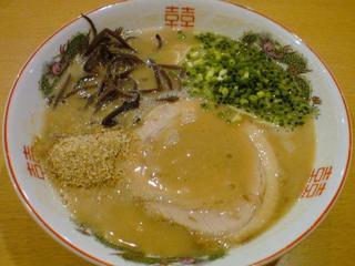博多長浜ラーメン翔龍 超濃厚ドとんこつ.JPG
