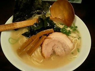 宝堂/秦野 宝堂とんこつ麺.JPG