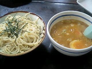 麺屋 筑波 つけ麺味噌.JPG