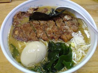 麺工房マルオ ロースみそ麺1.JPG