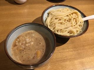 鼈 濃厚煮干しつけ麺