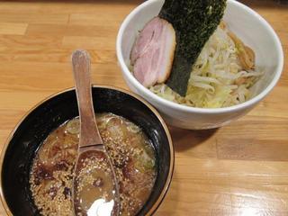 鈴木味噌ラーメン店 つけ麺1.JPG