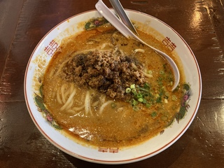 二代目TATSU 「最強」坦々麺