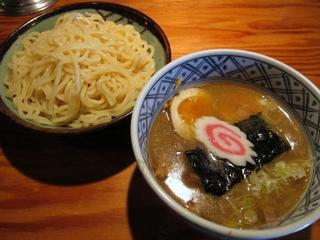 らーめん和らく つけ麺1.JPG