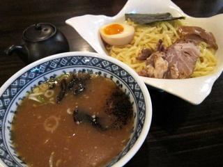 幸の羽 つけ麺.JPG