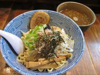 担々麺屋 炎 和風つけ麺1.JPG