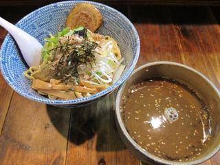 担々麺屋 炎 和風つけ麺2.JPG