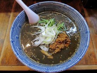 担々麺屋 炎 黒担々麺.JPG
