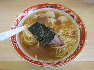 支那ソバすずき ワンタン麺3個入り.JPG