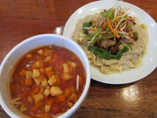 酒と肴と麺の店/田村屋 メリクリ麺1.JPG