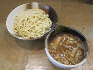 麺どころ魁 つけ麺.JPG