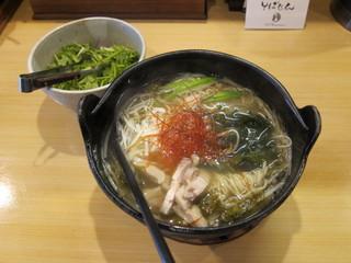 麺処そばじん 春水麺.JPG