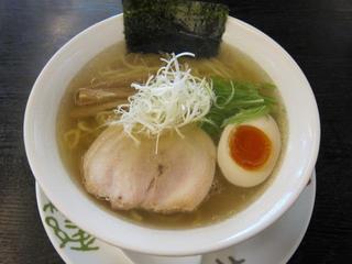 麺屋三味 味玉塩ラーメン.JPG